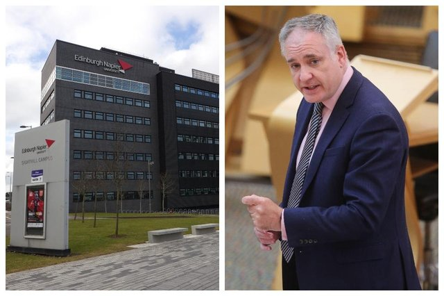 UNISON, is calling on Higher Education Minister Richard Lochhead to intervene in the dispute