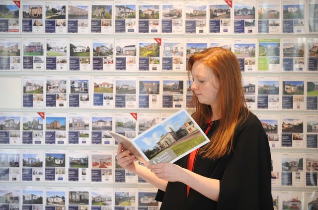 Getting on to the first rung of the property ladder is an expensive business