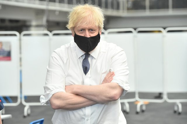 """Kirsten Oswald claimed the Islamophobia report showed Boris Johnson was """"not fit for office"""""""