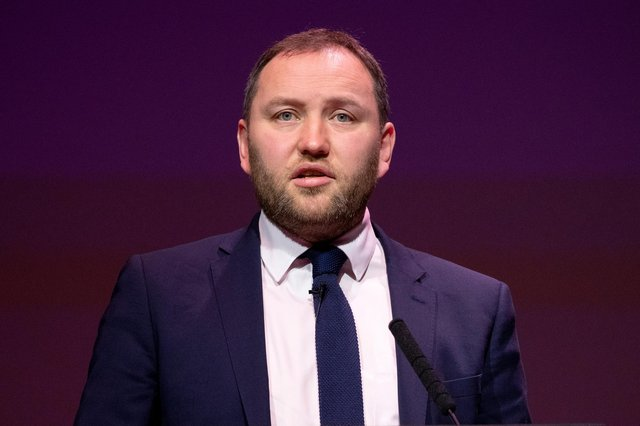 Ian Murray criticised the Prime Minister's levelling up speech.