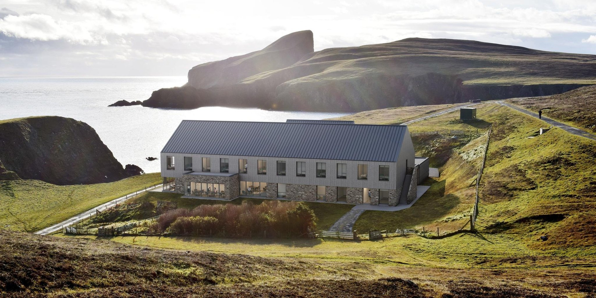 Plans for new Fair Isle bird observatory return to drawing board as Brexit and Covid-19 thwart rebuilding efforts