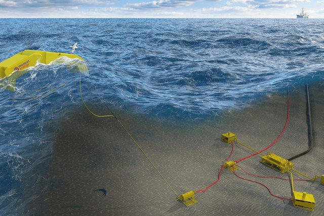 Mocean Energy has secured the investment to accelerate the commercialisation of its ground-breaking wave energy technology.