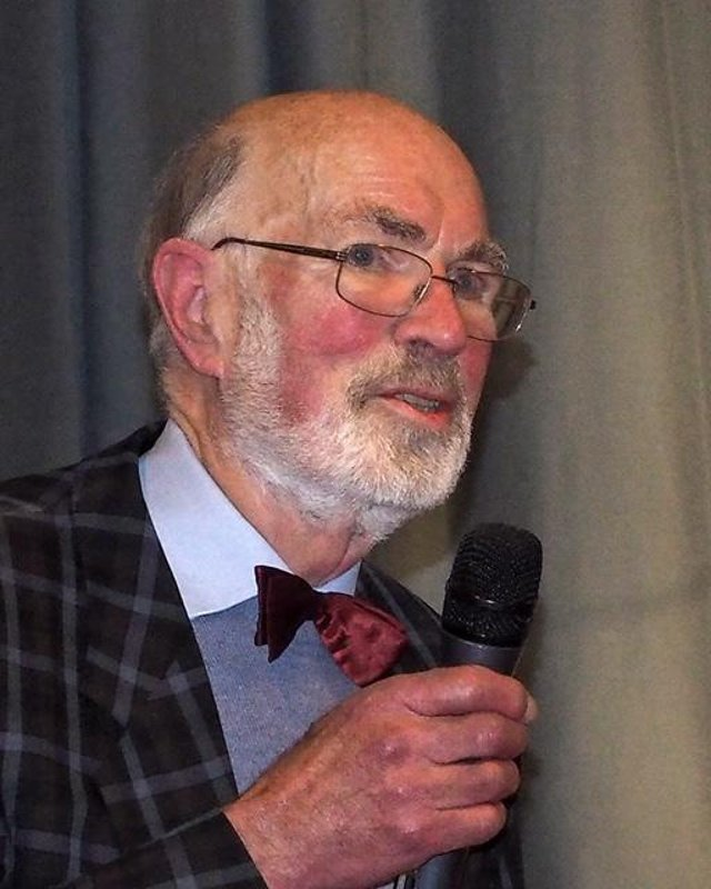 Christopher Davies was at the heart of Edinburgh's Clinton Village