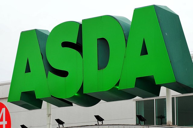An Asda store in Glasgow is among seven grocery sector assets acquired by the property fund. Picture: Rui Vieira/PA Wire