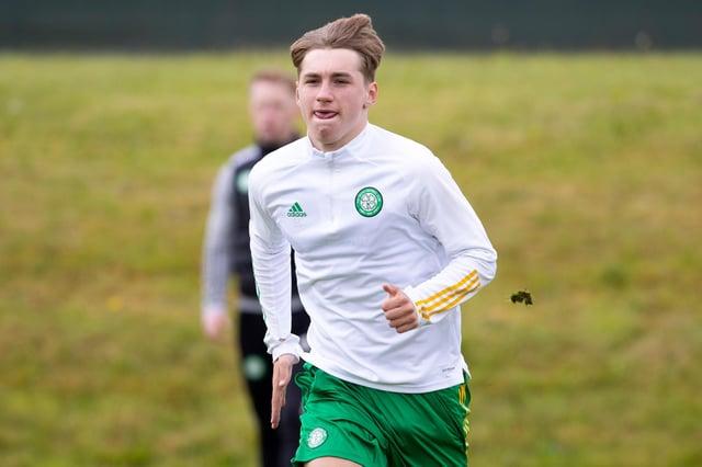 Adam Montgomery has impressed during Celtic's pre-season friendlies in Wales (Photo by Alan Harvey / SNS Group)