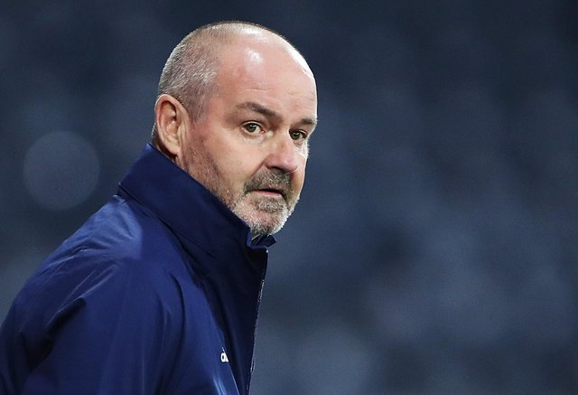 Scotland manager Steve Clarke already has a clear idea in his mind of his starting eleven for the Euro 2020 opener against Czech Republic on June 14. (Photo by Ian MacNicol/Getty Images)