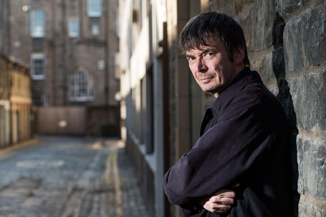 Ian Rankin's Rebus novels have been published since 1987. Picture: Ian Georgeson