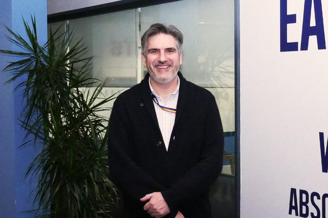 Damien Miller becomes chief delivery officer at CodeClan, the digital skills academy. Picture: Killian McAleese