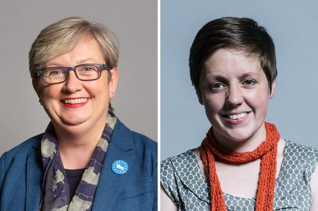 Joanna Cherry has blocked her parliamentary colleague Kirsty Blackman on Twitter after a row over her defence of an activist suspended from the social media site.
