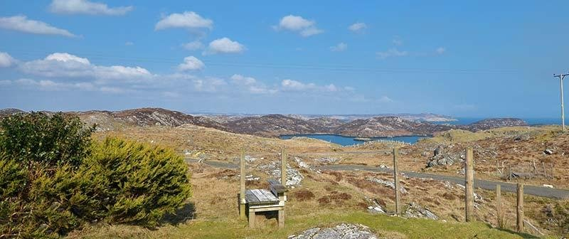 Marvig Cottage, a 30 minute drive from the Outer Hebridean capital of Stornoway, is a great from where you can explore and take in the many attractions of this picturesque landscape.