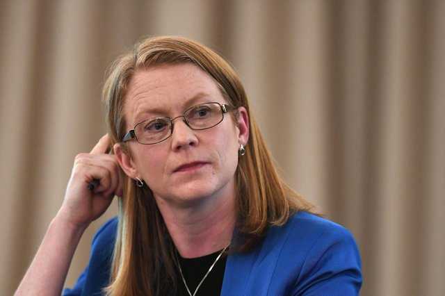 New Education Secretary Shirley-Anne Somerville needs to make sure replacement assessment system, whether it involves exams or not, works effectively (Picture: John Devlin)