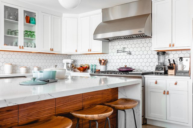 Upgrading the kitchen can potentially add up to 20% value.