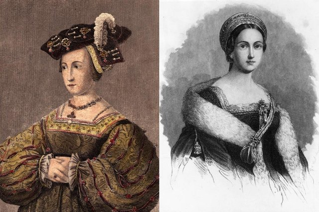 Anne Boleyn was executed on 19 May 1536 (Photo: Hulton Archive/Getty Images)