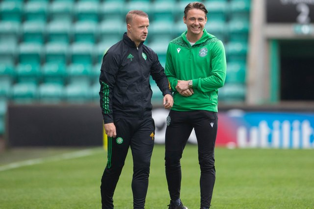 Celtic star Leigh Griffiths admits he could leave the club this summer. Picture: SNS