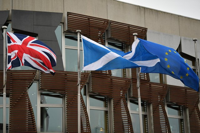 Scottish firms are also more concerned than any other part of the UK when it comes to supply chain links with the EU, should they be disrupted post Brexit, according to the latest Santander trade barometer. Picture: Jeff J Mitchell/Getty Images