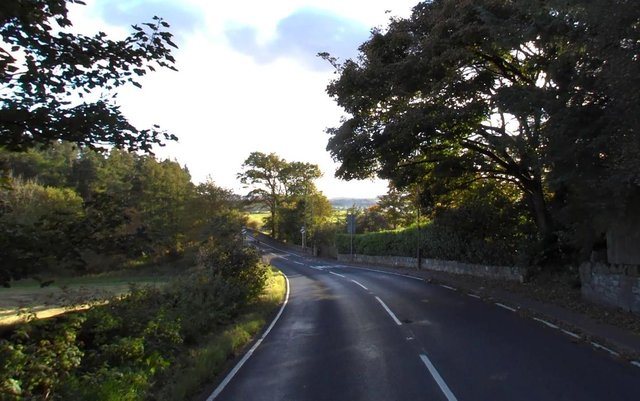 Detectives in West Lothian are on the hunt to find a hit-and-run driver after a man was killed on the B792 last night.