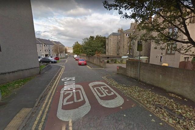 Lemon Street, Aberdeen (Photo: Google Maps).