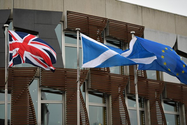 The bill was discussed at the Scottish Parliament