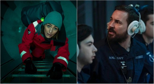 Vigil was made by the production company behind Line Of Duty and Bodyguard.