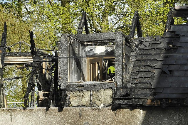 Peter Lawwell: Appeal launched to trace two vehicles in the area of the Celtic chief's home around time of fire