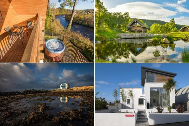 Amazing Scottish accomodation for six people to escape to in Level 2 coronavirus restrictions.
