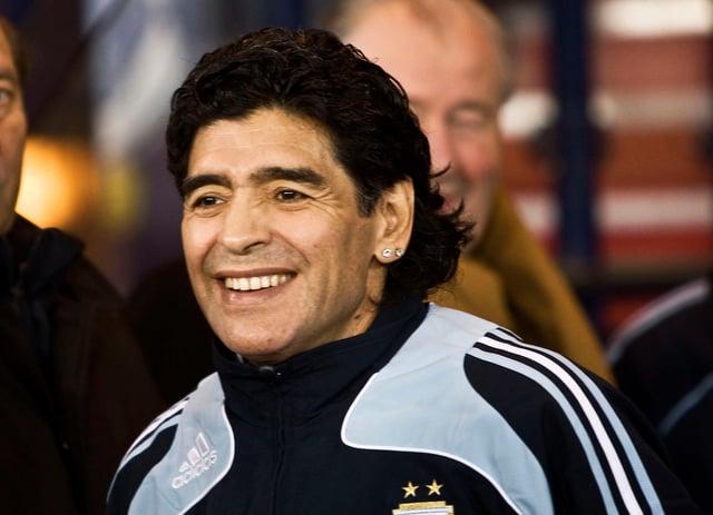 Diego Maradona's death has sparked worldwide mourning.