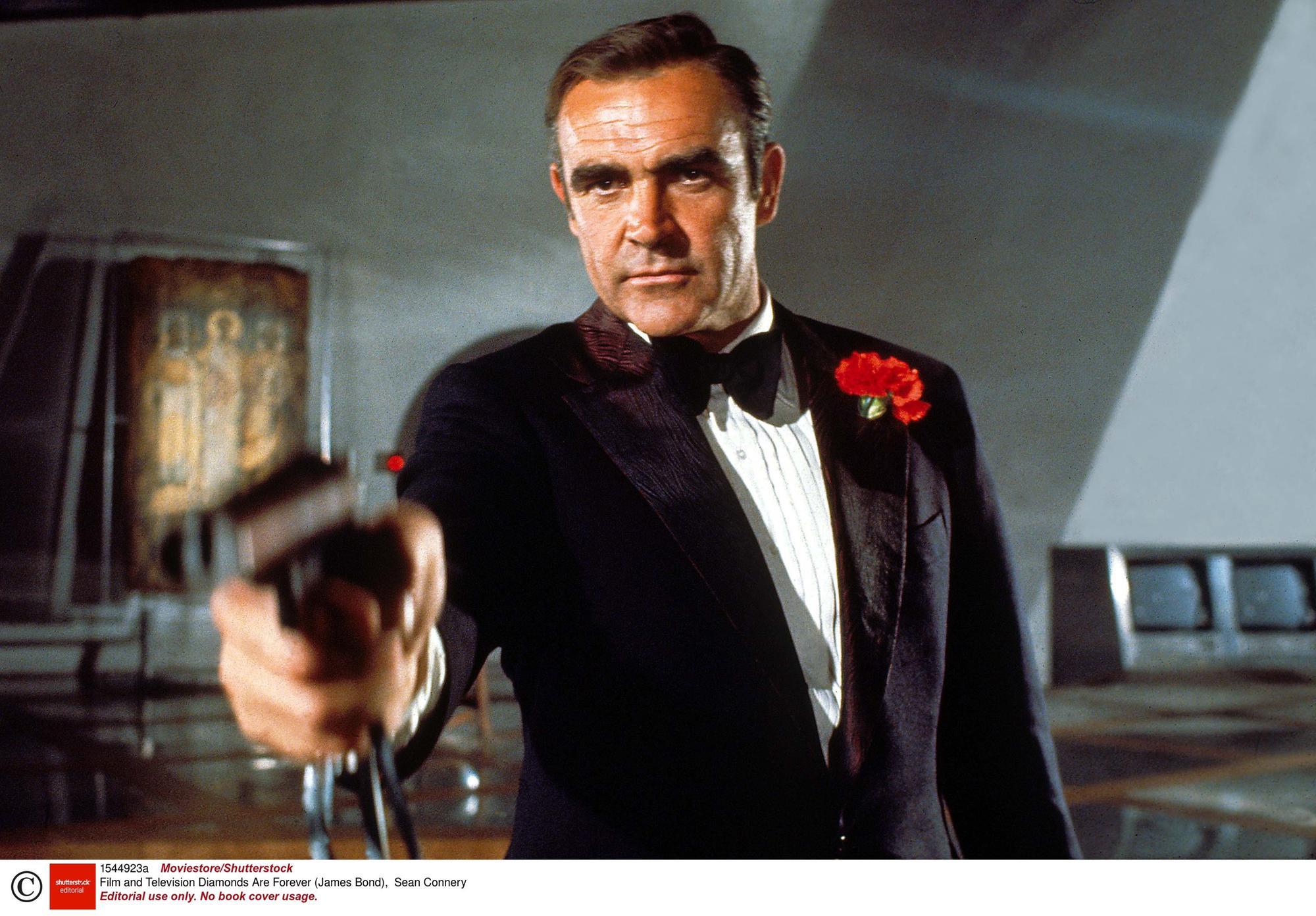 Sir Sean Connery Voted Best James Bond As Edinburgh Actor Nears 90 The Scotsman