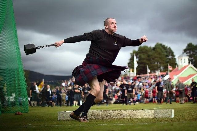 The Braemar Gathering has been cancelled this year.