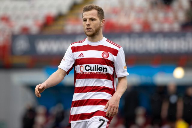 Bruce Anderson has signed for Livingston. Picture: SNS