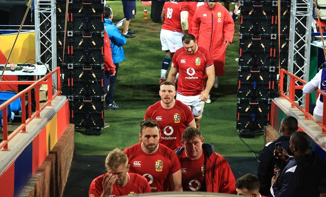 The Lions face a tough match against South Africa A after the three high-scoring wins against understrength provincial sides. Picture: David Rogers/Getty Images