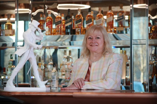 The businesswoman has spent more than 30 years working in sport, leisure, tourism, culture, heritage and the charity sector. Picture: Stewart Attwood.