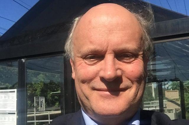 Roddy Gow OBE,Chairman, Asia Scotland Institute