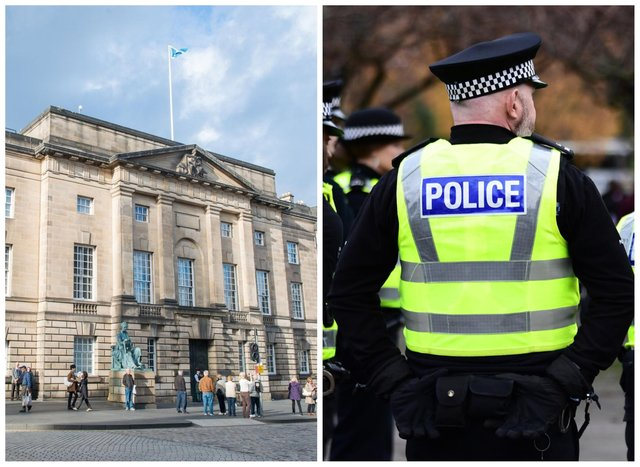 Man who tried to murder defenceless baby after she cried in Edinburgh flat jailed