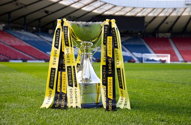 The draw for the 2021/22 Scottish League Cup has been made