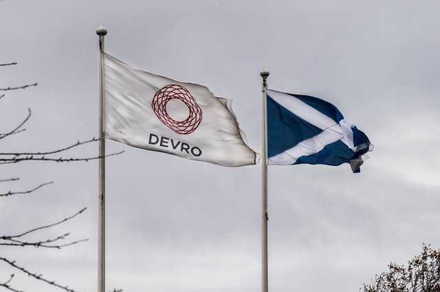 Scottish group Devro is a leading global manufacturer of collagen products for the food industry. Picture: John Devlin