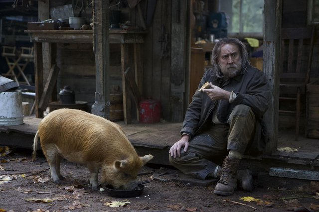 Nicolas Cage's new film Pig will open the Edinburgh International Film Festival next month.