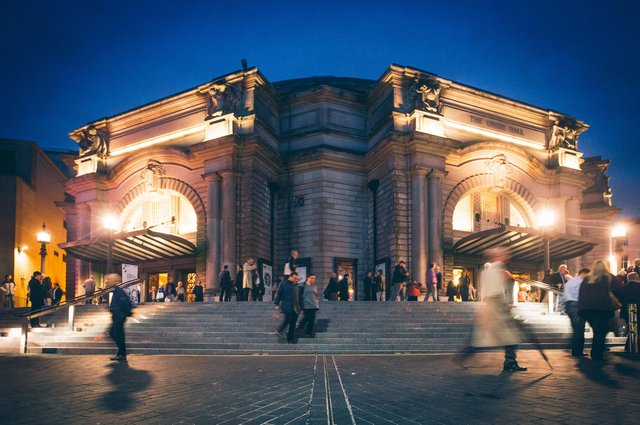The Usher Hall is one of the main venues used for the Edinburgh International Festival. Picture: Clark James