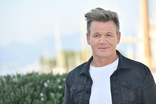 Gordon Ramsay says he can change a nappy with his eyes closed after spending time at home during lockdown. (YANN COATSALIOU/AFP via Getty Images)