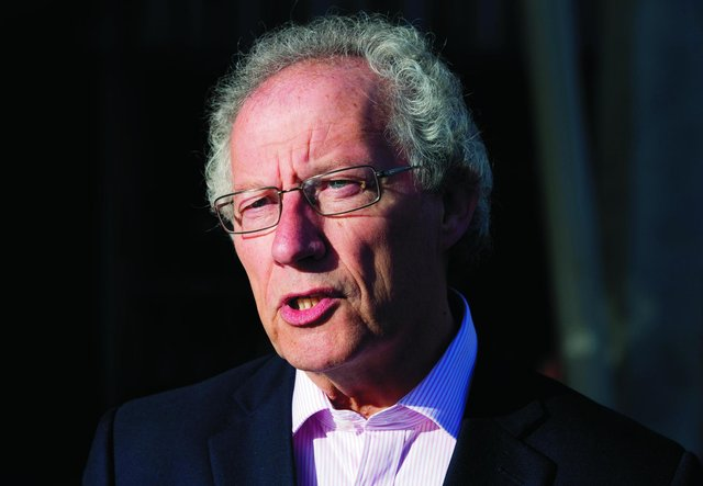 Henry McLeish warned against the hatred and tribalism that erupted during the Salmond affair (Picture: Alan Harvey/SNS Group)