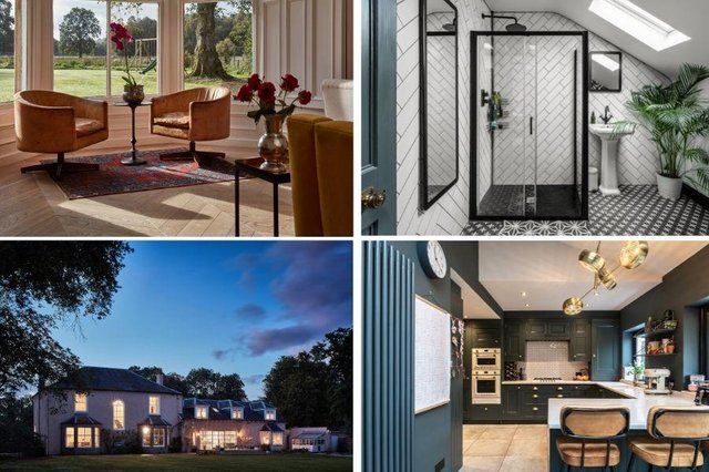 Take a look inside all three of the properties which feature in the latest episode of Scotland's Home of the Year.