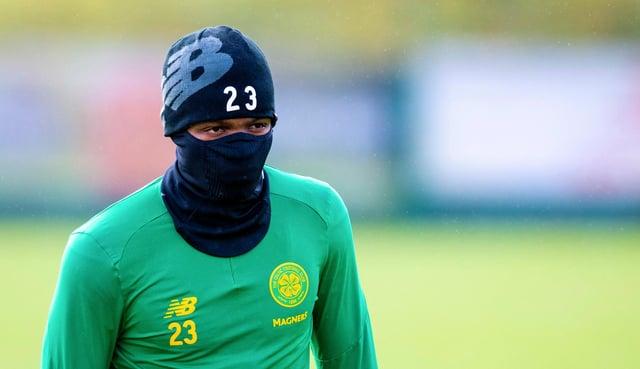 Boli Bolingoli has thrown Scottish football into further controversy surrounding Covid-19. Picture: SNS