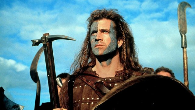 Just how accurate was Mel Gibson's historical epic Braveheart? (Paramount Pictures)