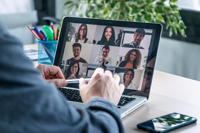 Marketers 'have realised that a blended approach to work and home life can work for them'. Picture: Getty Images/iStockphoto.