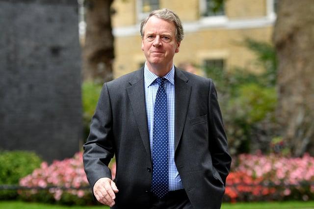 Secretary of State for Scotland, Alister Jack.