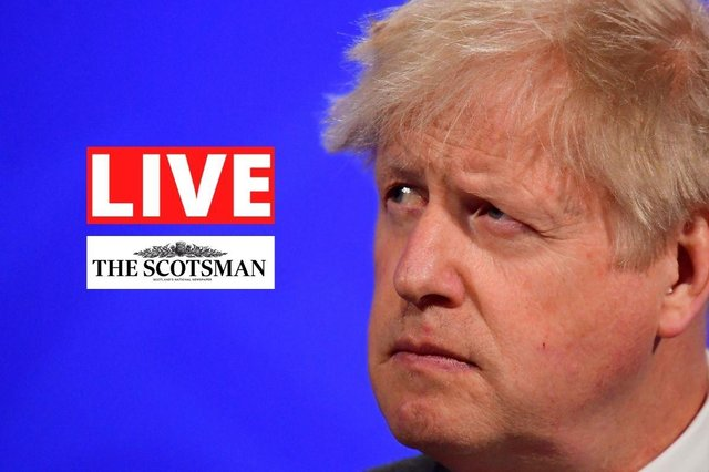 Boris Johnson faces MPs at Prime Minister's Questions.