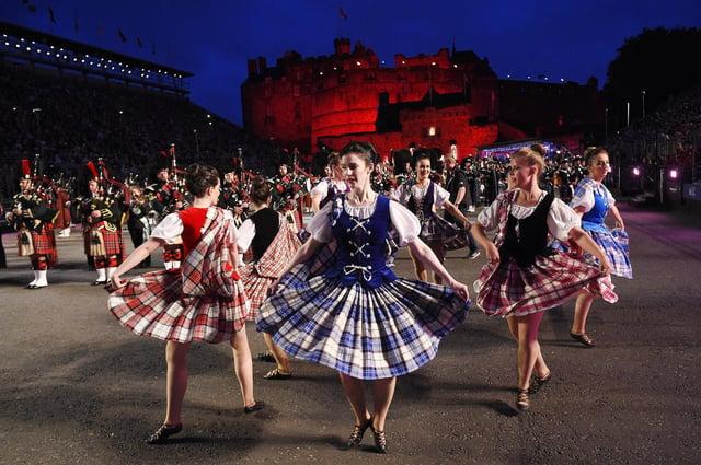 The Royal Edinburgh Military Tattoo still hopes to go ahead this year