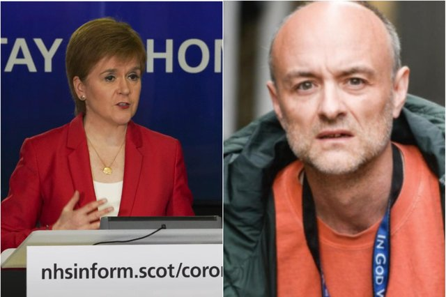 Nicola Sturgeon speaks out about Dominic Cummings | The Scotsman