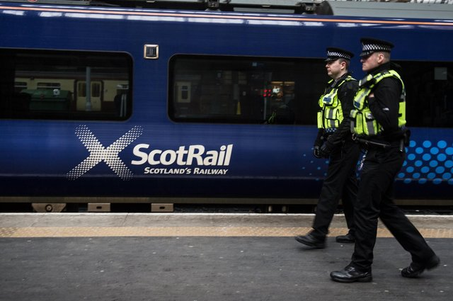 BTP are appealing for information.