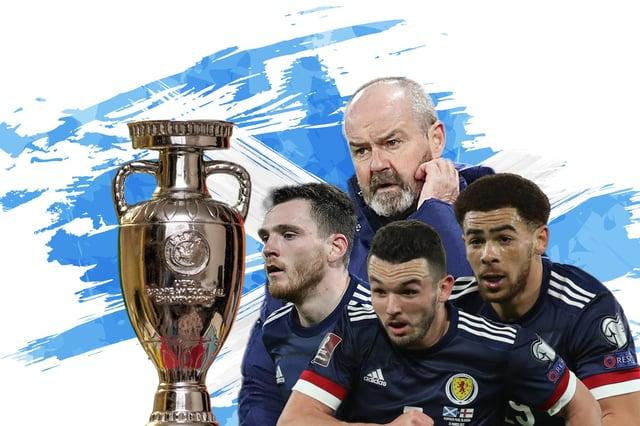 Skotsko zahájilo kampaň Euro 2020 v pondělí.