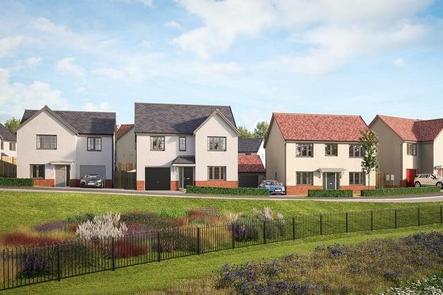 The latest Avant developments are Craigowl Law in Dundee, Jackton Green in Jackton, Carron Feld in Larbert and Draffen Park in Stewarton.